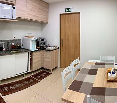 Cozinha da Five Star Service