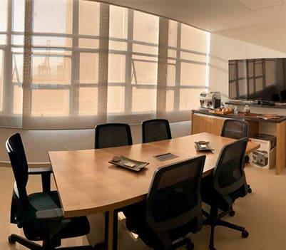Sala de Reunião da Five Star Service
